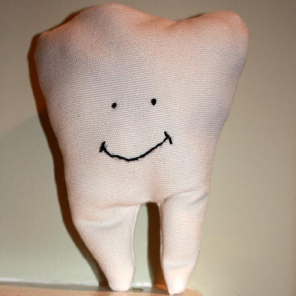 Post image for tooth fairy pillow