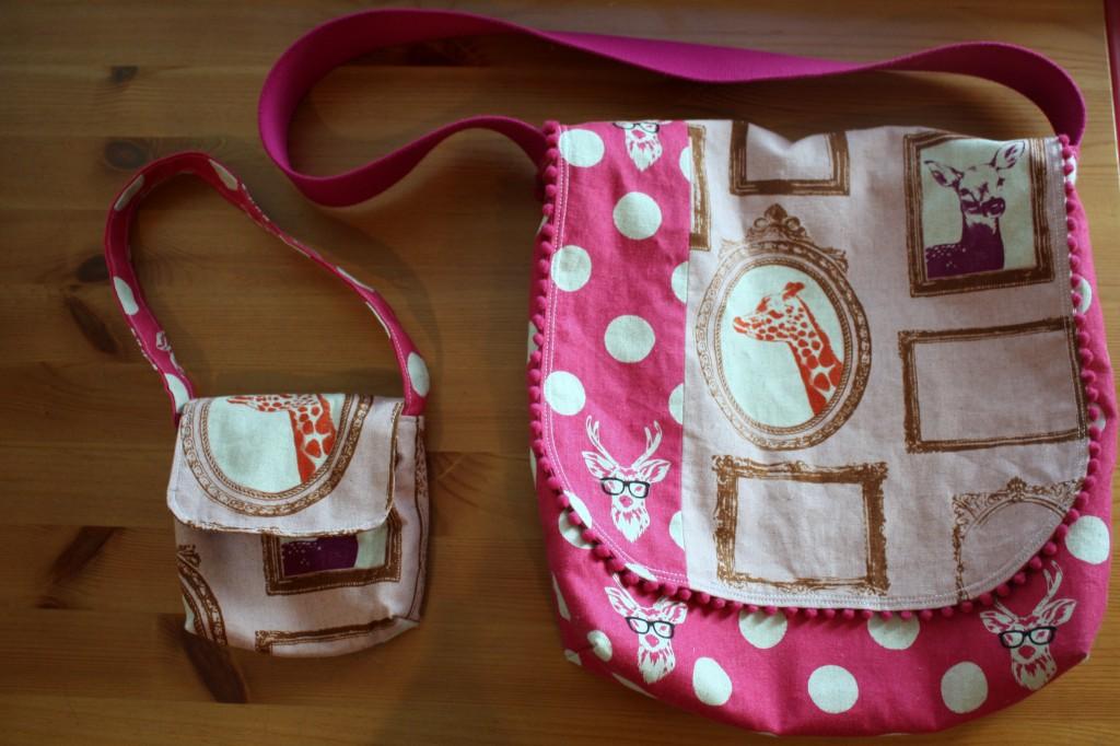 Ava's messenger bags