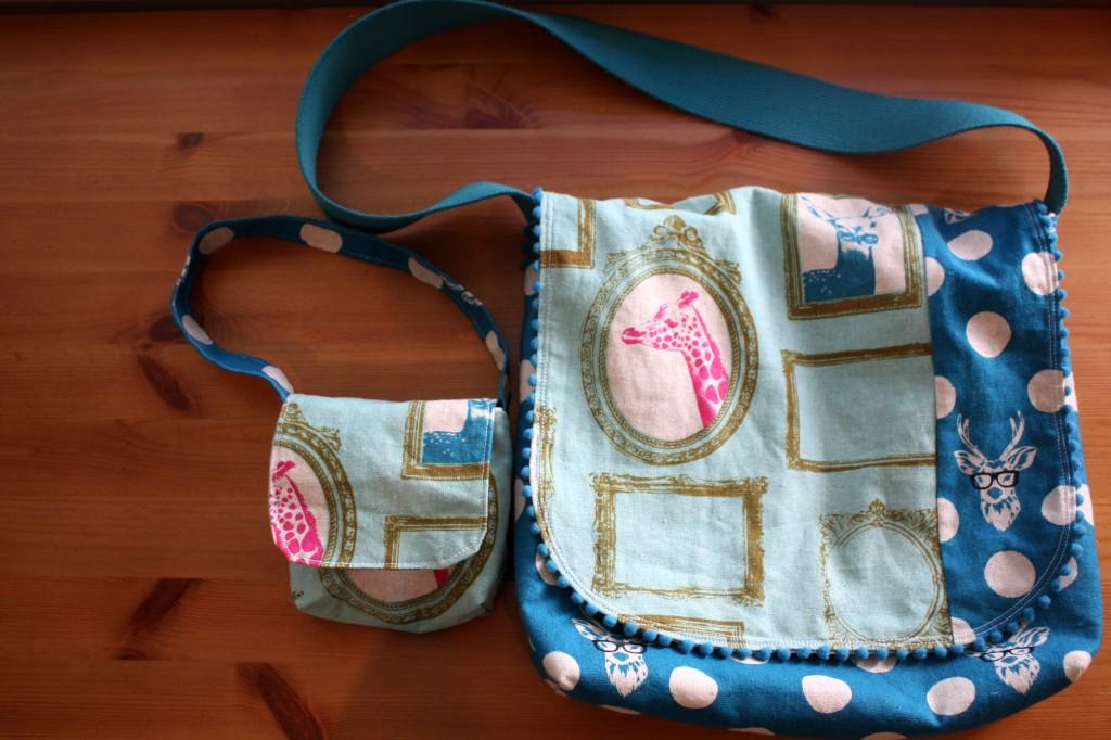 Georgia's bags