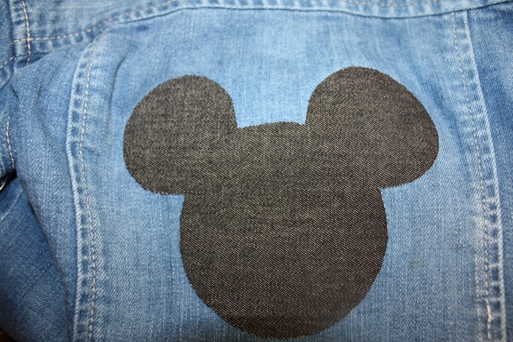 placement of minnie's head