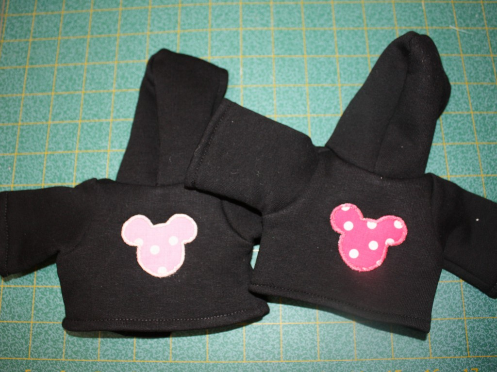 mickey little buddy jackets